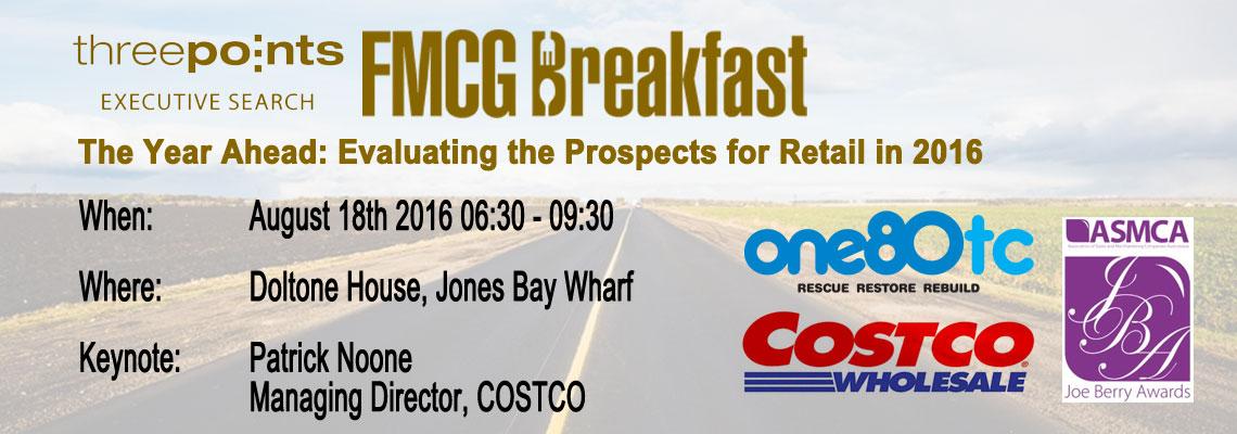 FMCG Breakfast 2016